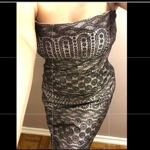 Escada couture dress
